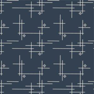 Birch Fabrics Merryweather - Merry Hatch dusk