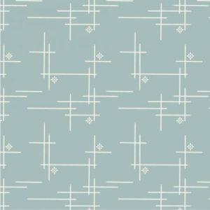 Birch Fabrics Merryweather - Merry Hatch mineral
