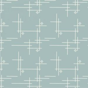 Birch Fabrics Merryweather - Merry Hatch mineral knit