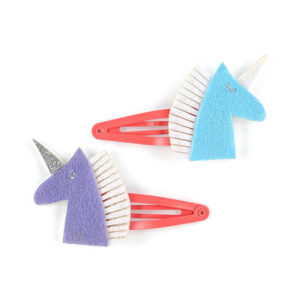 Meri Meri - Unicorn Felt Hair Clips