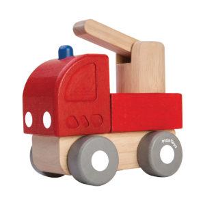 Plan Toys - Mini Feuerwehr