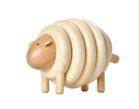 Plan Toys - Lernspiel Schaf