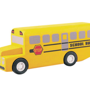Plan Toys - School Bus