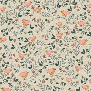 Art Gallery - Love Story - Lovebirds Celeste