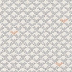 Cotton&Steel - Dollhouse - Rooftiles Slate