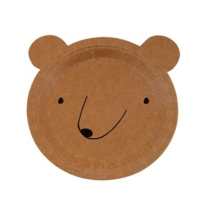 Bear Plates