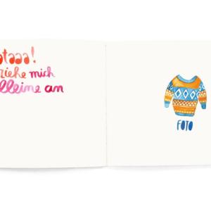 Frau Ottilie - Kleinkindbuch So groß bin ich schon
