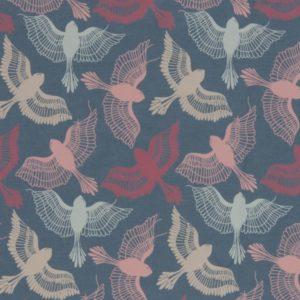 Paradiesvögel - Popeline fein - Paradiesvögel - Popeline fein