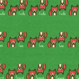 Single Jersey - Kleiner Fuchsbau - Single Jersey - Kleiner Fuchsbau