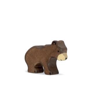 Holztiger - Bär klein