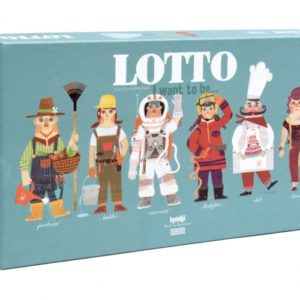 Londji - Lotto-Spiel I want to be