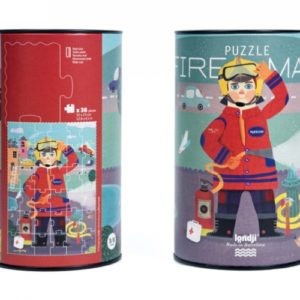londji - Puzzle Fireman