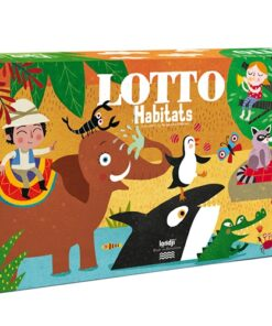 Londji - Lotto - Habitats