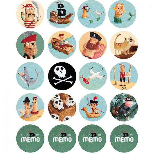 Londji - Memo - I'm a pirate