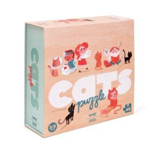 Londji - Puzzle - Cats
