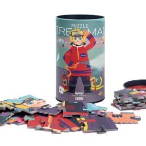 Londji - Puzzle - Fireman
