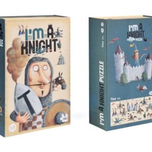 Londji - Puzzle - I'm a Knight