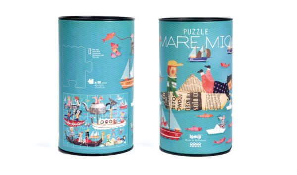 londji - Puzzle Mare Mio