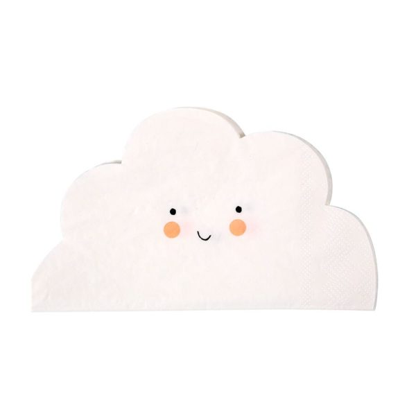Cloud Napkins