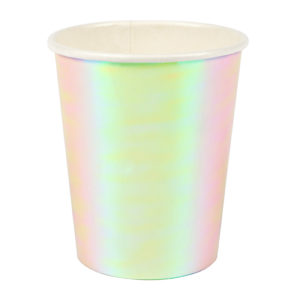 Meri Meri - IRIDESCENT PARTY CUP
