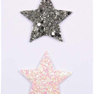 Meri Meri - IRON ON GLITTER STARS