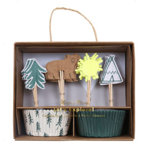 Meri Meri - LET'S EXPLORE CUPCAKE KIT