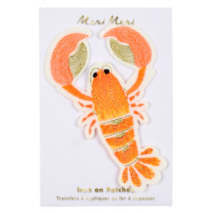 Meri Meri - LOBSTER PATCH