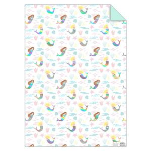 Meri Meri - Mermaid Gift Wrap