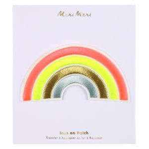 Meri Meri - RAINBOW IRON ON PATCH