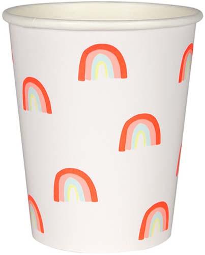 Meri Meri - RAINBOWS CUP