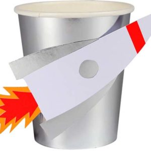 Meri Meri - ROCKET PARTY CUPS