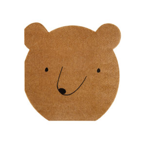 Meri Meri - SMALL BEAR NAPKIN