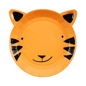 Meri Meri - Tiger Plate