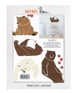 MIMI'lou - Just a touch - Lazy Bears