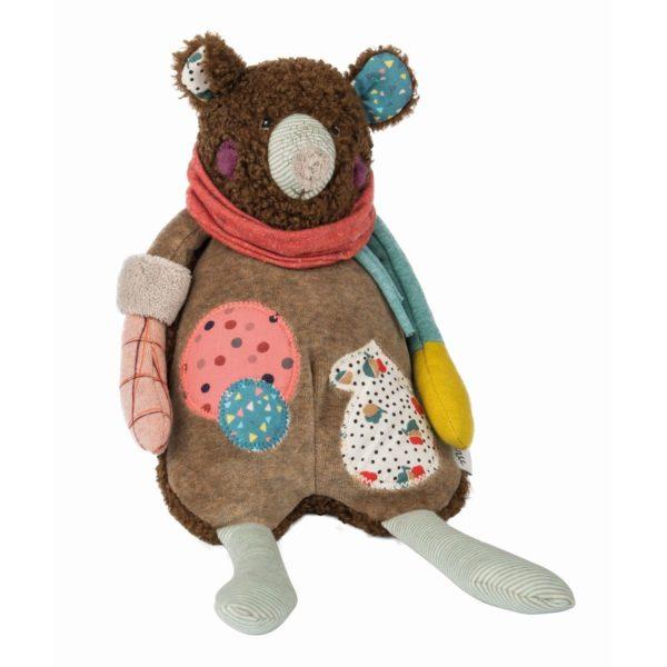 Moulin Roty - Musik-Puppe Bär