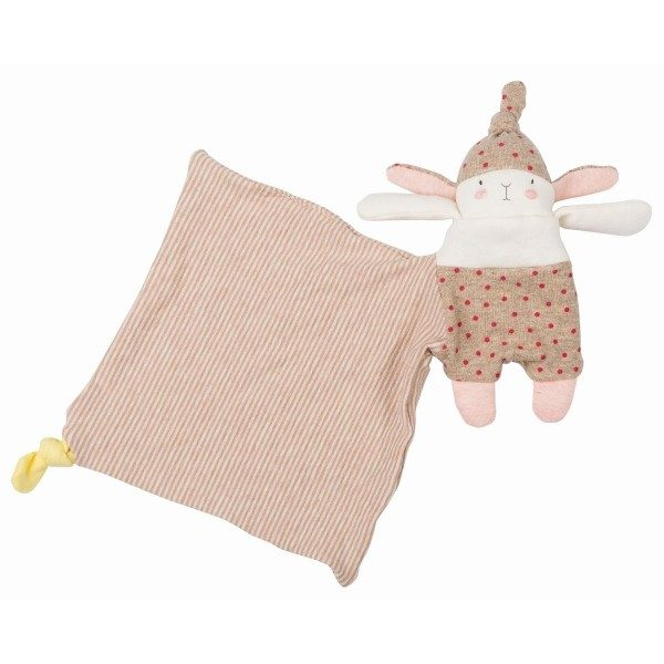 Moulin Roty - Schmusetuch Hase Lulu les petits Dodos