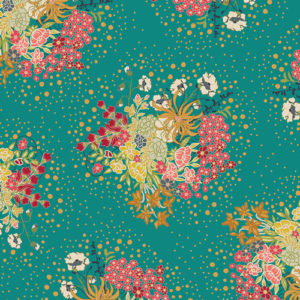 Art Gallery Fabrics - Indie Folk - Verdant Bloom