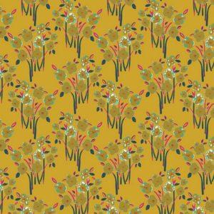 Art Gallery Fabrics - Fusion Splendid - Garden Grounds