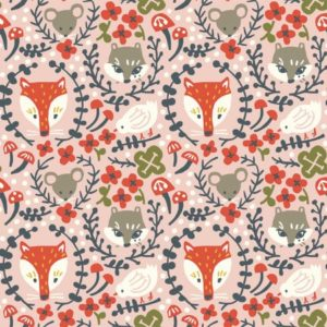 Birch Fabrics - Folkland - Folk Friends