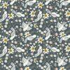 Birch Fabrics - Folkland - Sweet Tweet in Dusk (J)