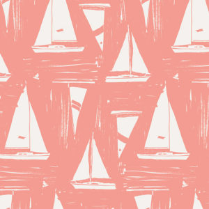 Art Gallery Fabrics - Coastline - Sailcloth Sunset