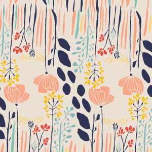 Art Gallery Fabrics - Meadow - Summer Grove by Day