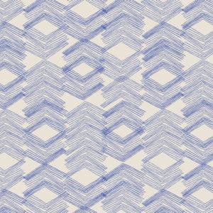 Art Gallery Fabrics - Morning Walk - Limestone Feel Indigo (V)