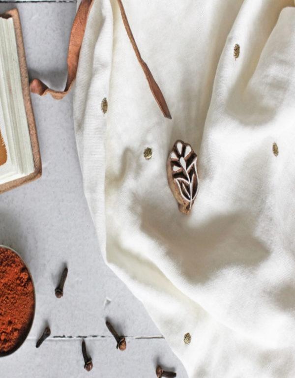 Atelier Brunette - Stardust Off White