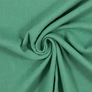 Swafing - Musselin Helen Smaragd