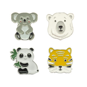 Global Affair - Animal Pin