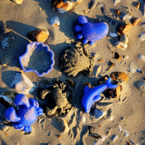 Scrunch Sandformen