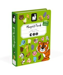 Janod - Magnetic Book (Tiere)