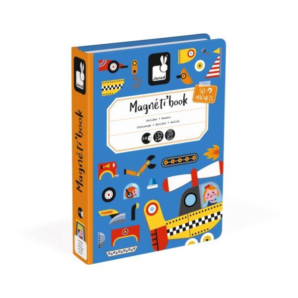 RACERS MAGNETI'BOOK