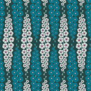 Art Gallery Fabrics - Loved to Pieces - Gladiolumns Inbluem